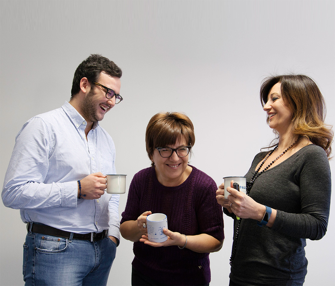 Paola Bartolomei, Mariella Travaglione, Alessandra Lupaccini, Eventi & immagine
