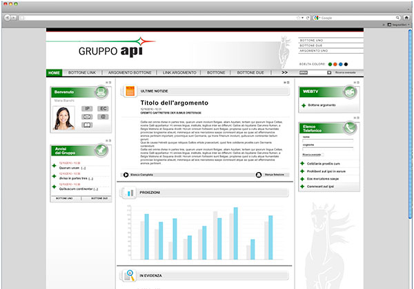 Gruppo API - Eventi & Immagine