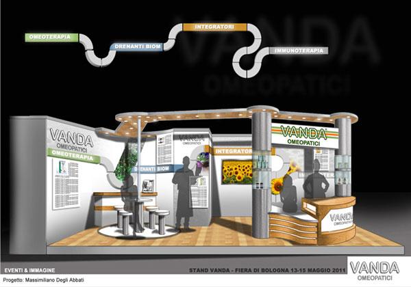 Eventi & Immagine - Vanda Stand
